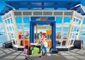 """Игровой набор playmobil 5338 """"Аэропорт"""""""